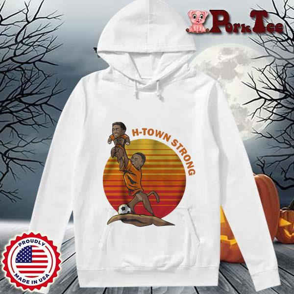 Christian Ramirez and Memo Rodriguez H-Town Strong Shirt Hoodie Porktee trang