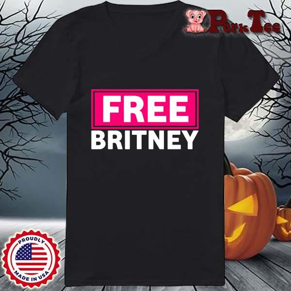 Free britney s Ladies Porktee den