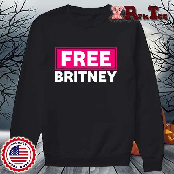 Free britney s Sweater Porktee den