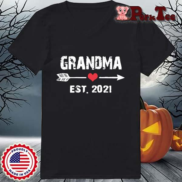 Grandma est 2021 s Ladies Porktee den