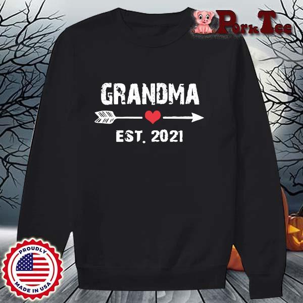 Grandma est 2021 s Sweater Porktee den