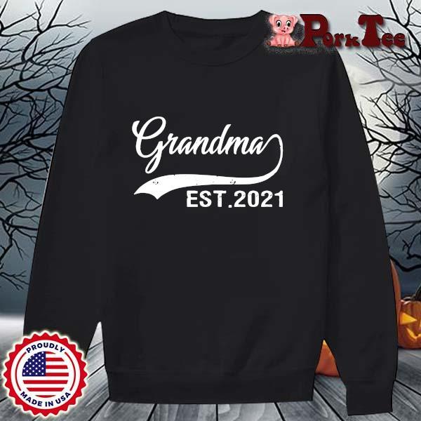 Grandma est 2021 shirt(1) Sweater Porktee den