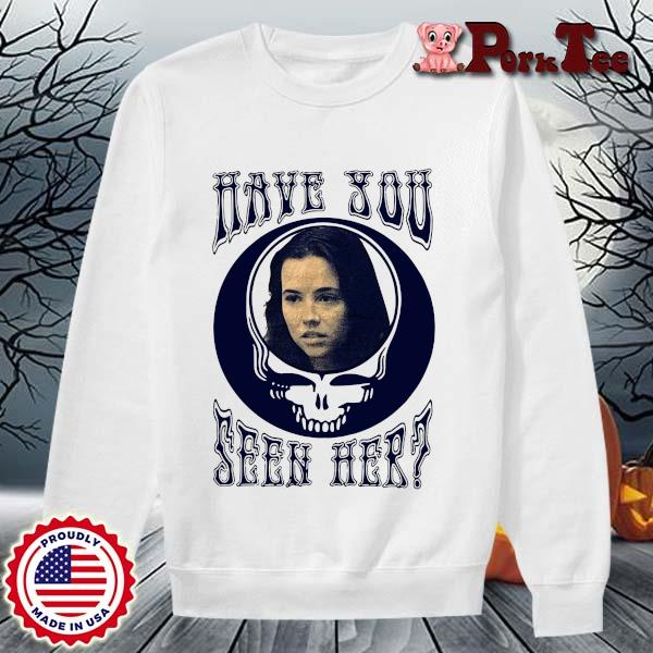 Grateful Dead have you seen her s Sweater Porktee trang