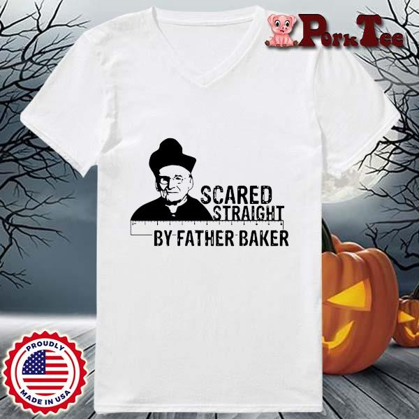 Hot Nelson Baker scared straight by father baker s Ladies Porktee trang