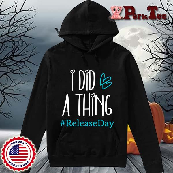 I did a thing #Releaseday s Hoodie Porktee den