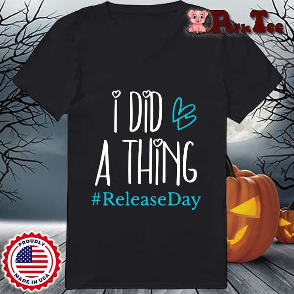 I did a thing #Releaseday s Ladies Porktee den