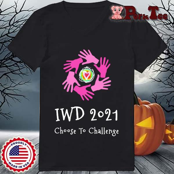 Iwd 2021 choose to challenge s Ladies Porktee den