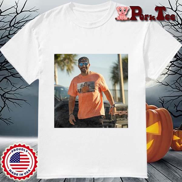 J.D. Martinez Tom Brady Drunk Shirt
