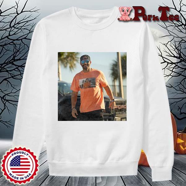 J.D. Martinez Tom Brady Drunk Shirt Sweater Porktee trang