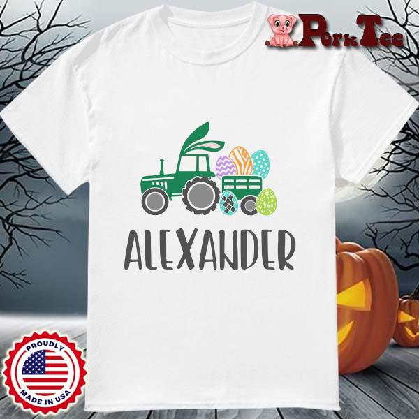 Tractor Allexander Shirt