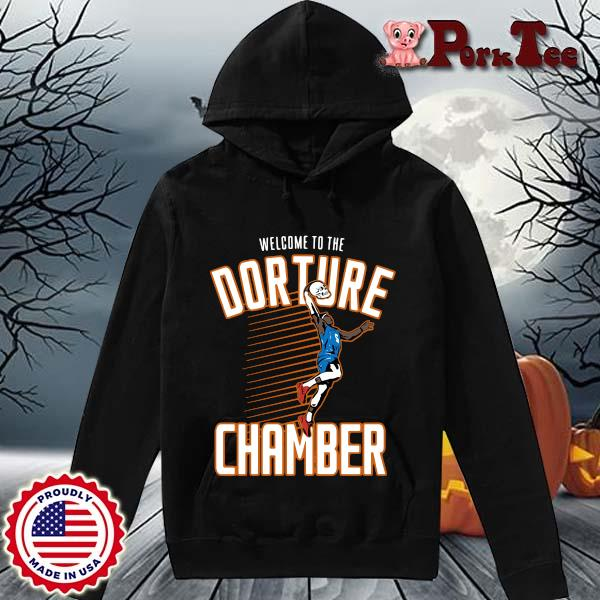 Welcome to the dorture chamber s Hoodie Porktee den