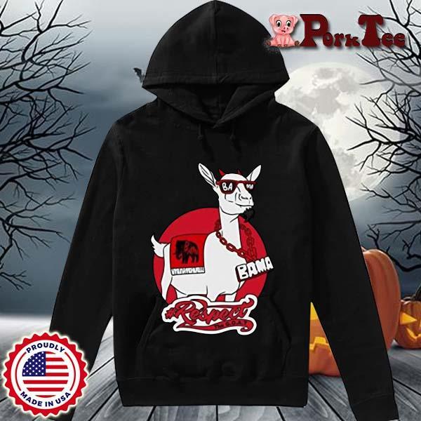 Goat Bama Respect Shirt Hoodie Porktee den