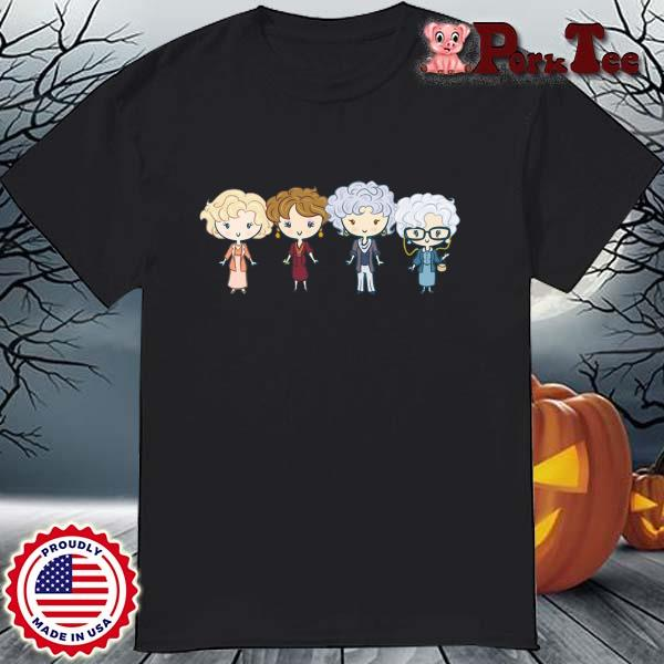 Golden Girls Chibi Shirt
