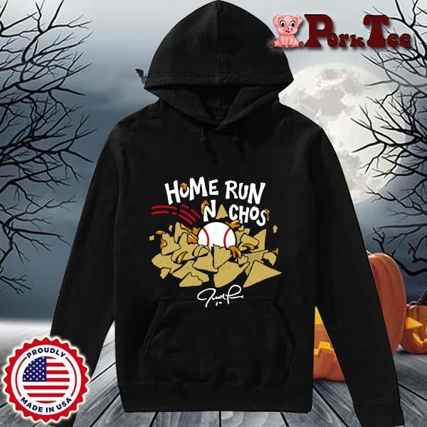 Justin Turner Home Run Nachos Shirt Hoodie Porktee den