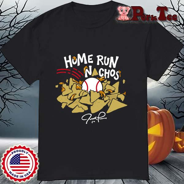 Justin Turner Home Run Nachos Shirt