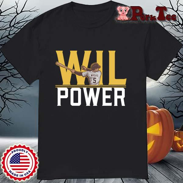 Myers 5 Wil Power shirt