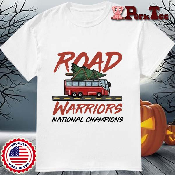 Road Warriors National Champions Shirt