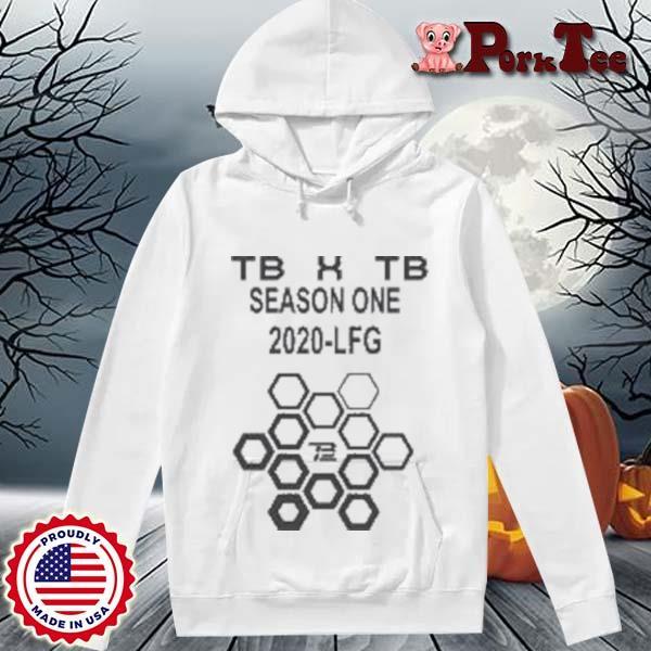 TB12 Molecule Tom Brady 2020-LFG Shirt Hoodie Porktee trang