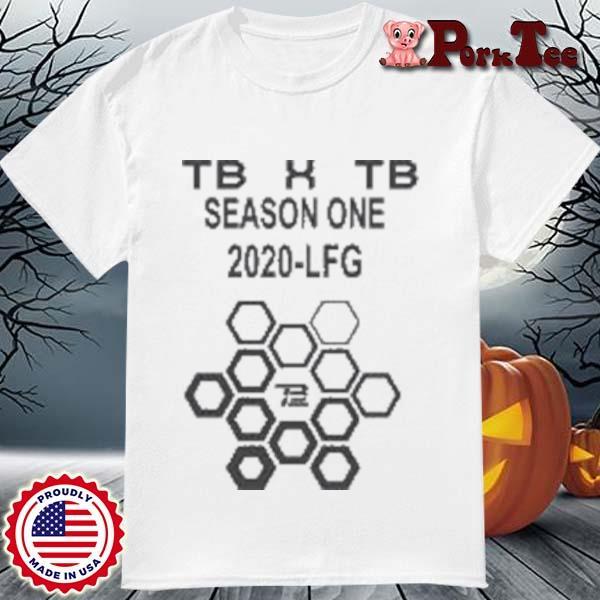 TB12 Molecule Tom Brady 2020-LFG Shirt