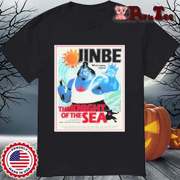 Vinu Jinbe The Knight Of The Sea Shirt