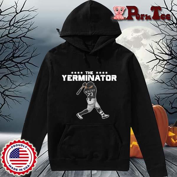 Yermin Mercedes The Terminator 73 2021 Shirt Hoodie Porktee den