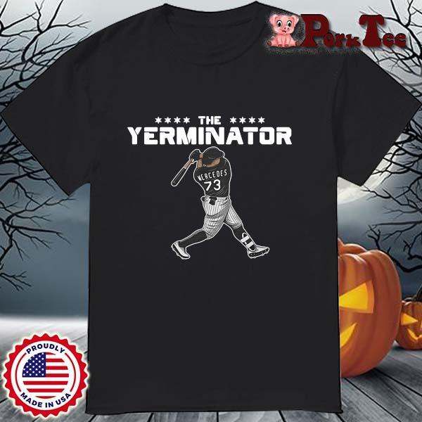 Yermin Mercedes The Terminator 73 2021 Shirt