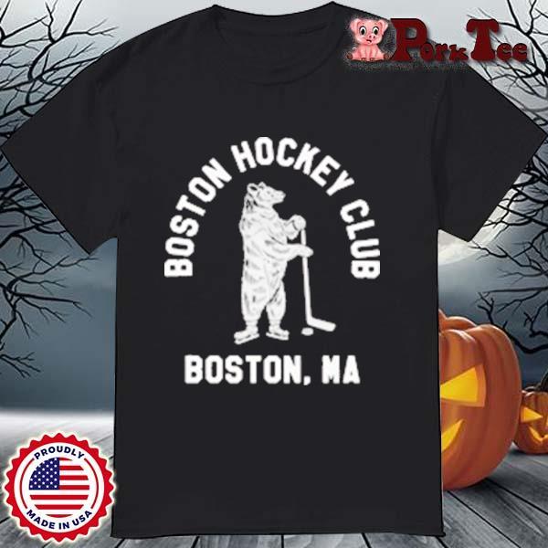 Boston Hockey Club Boston Ma Shirt