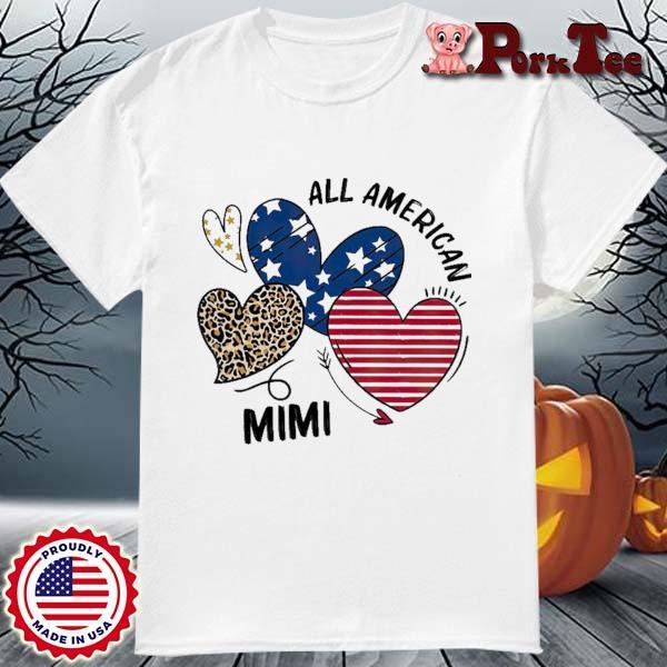 Heart All American Mimi Shirt