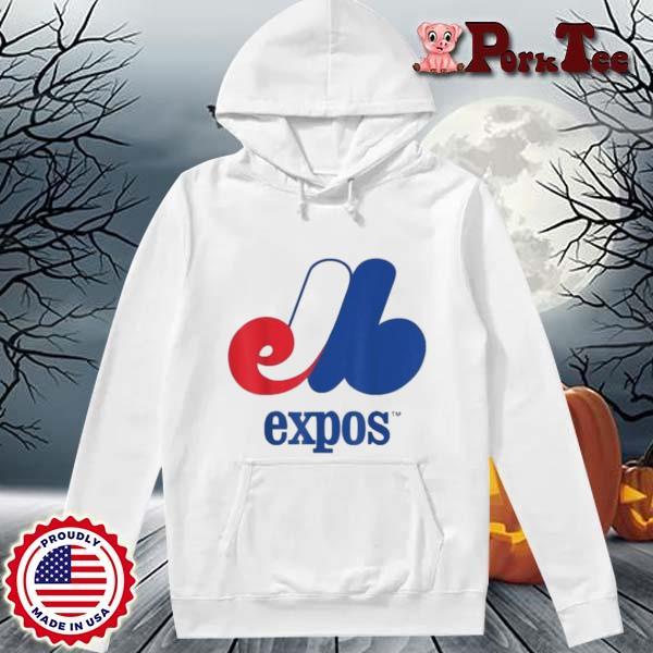 Montreal Expos 2021 Shirt Hoodie Porktee trang