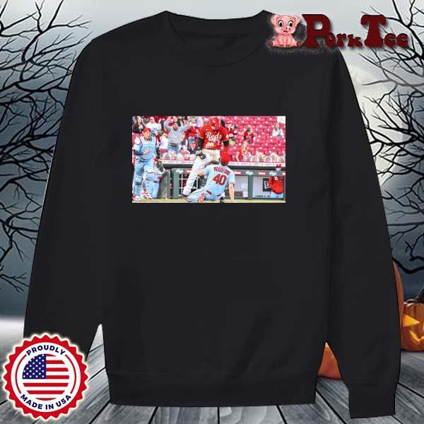 Nick Castellanos Is The Cardinals Daddy Shirt Sweater Porktee den