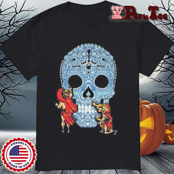 Native Sugar Skull Mexico shirt
