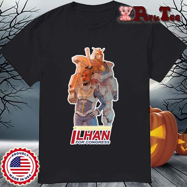 Ilhan Omar for Congress shirt