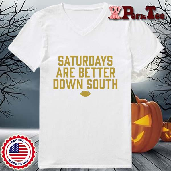 Official saturdays are better down south s Ladies Porktee trang