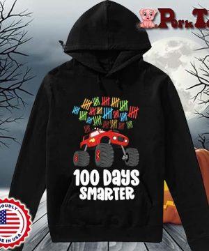 100 days smarter s Hoodie Porktee den