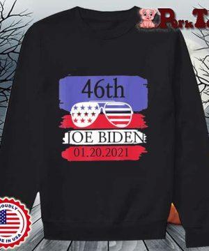 46th President Joe Biden Sunglasses Shirt Sweater Porktee den