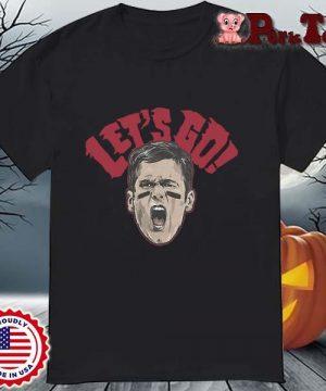 Alabama Crimson Tide let's go shirt