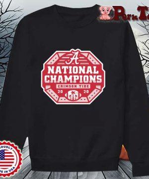 Alabama Crimson Tide national Champions 2020 s Sweater Porktee den