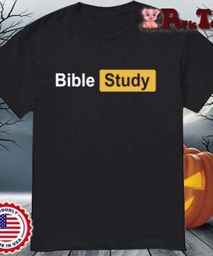 Bible study shirt