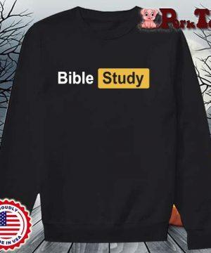 Bible study s Sweater Porktee den