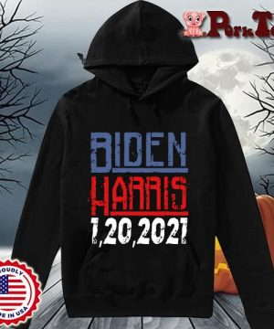 Biden Harris 1 20 2021 s Hoodie Porktee den
