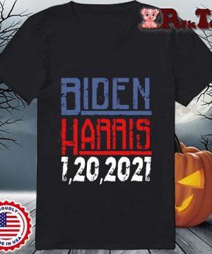 Biden Harris 1 20 2021 s Ladies Porktee den