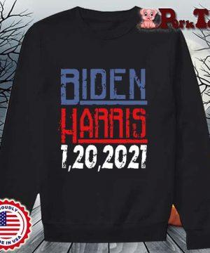 Biden Harris 1 20 2021 s Sweater Porktee den