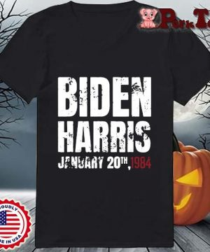 Biden Harris january 20th 1984 s Ladies Porktee den