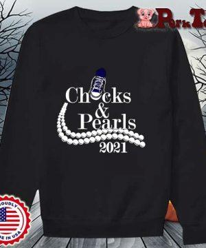 Chucks and pearls 2021 tee Shirl Sweater Porktee den