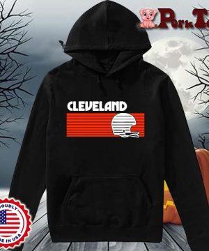 Cleveland Browns Vintage Retro Shirt Hoodie Porktee den