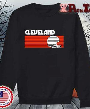 Cleveland Browns Vintage Retro Shirt Sweater Porktee den