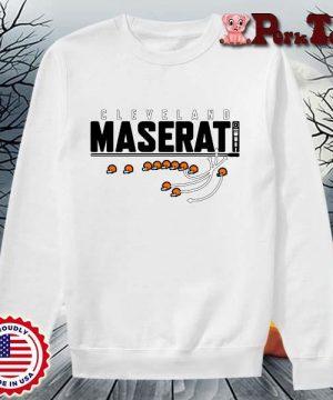 Funny Cleveland maserati s Sweater Porktee trang