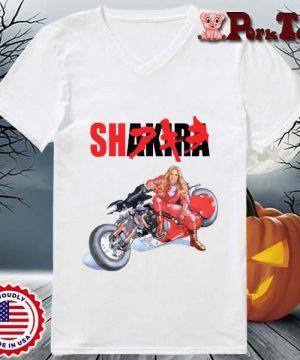 Funny Shakira Akira s Ladies Porktee trang