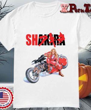 Funny Shakira Akira shirt