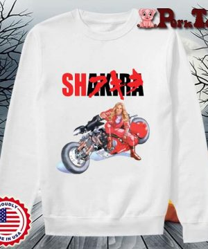Funny Shakira Akira s Sweater Porktee trang